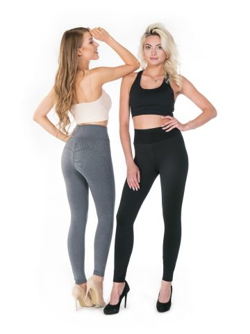 paulo connerti styling pushup leggings